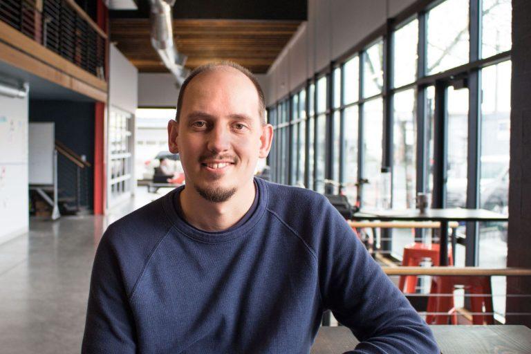 Christian Longe, Web Developer at Fuel Medical
